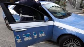 Foto dell'auto della Polizia