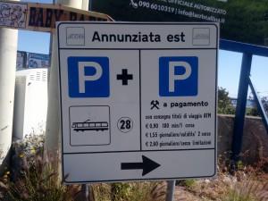 tariffario parcheggio a pagamento