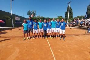 CTV Messina promossa alla massima serie nazionale di tennis