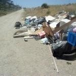 Acqualdrone rifiuti