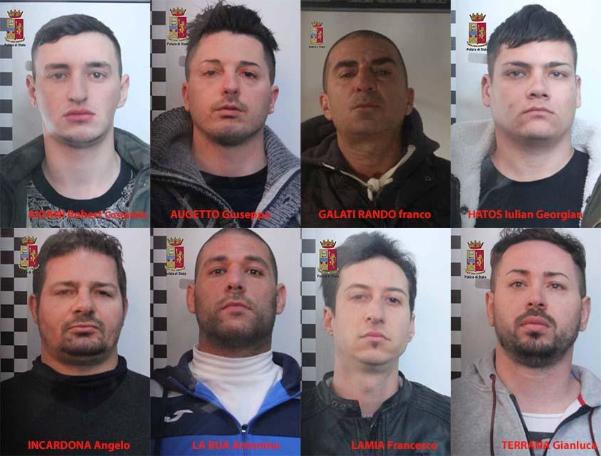 Arrestati - Linea d'addio 2