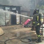 incendi a Messina