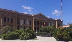 Piazza Unione Europea, antistante Comune di Messina