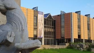 MESSINA, Museo Interdisciplinare Regionale, esterni