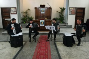 Opale Accordion Quartet (Corelli) 2
