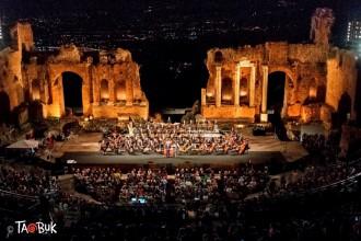 Foto del Teatro di Taormina - Taobuk
