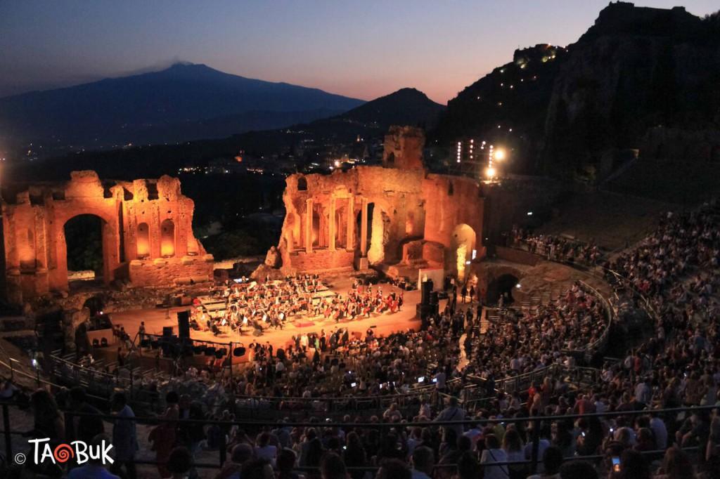 Teatro di Taormina - Taobuk 2017