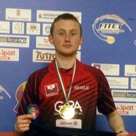 Tennistavolo: due messinesi nel team dei Campionati Europei Giovanili