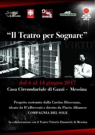 locandina Il Teatro per Sognare