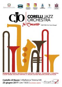 locandina-invito-castello-bauso-corelli-jazz-orchestra