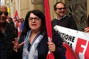 Clara Crocè lascia la Cgil dopo 40 anni: «Nella mia città mi si impediva di lavorare»
