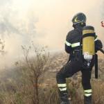 Incendi Messina