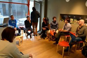 Il Capo, la vigna, il Gelato - Evento Slowfood - Pubblico