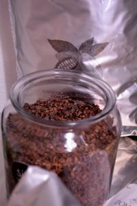 Foto scaglie di cioccolato - Il Capo, la vigna, il Gelato - Evento Slowfood