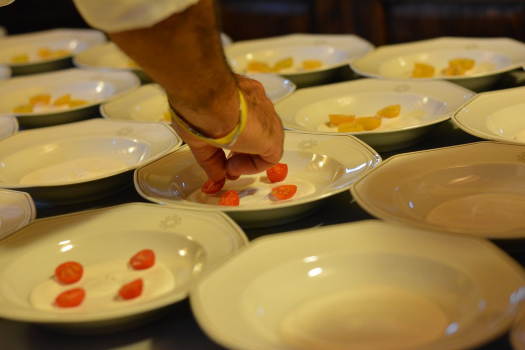 Il Capo, la vigna, il Gelato - Evento Slowfood - Foto 08