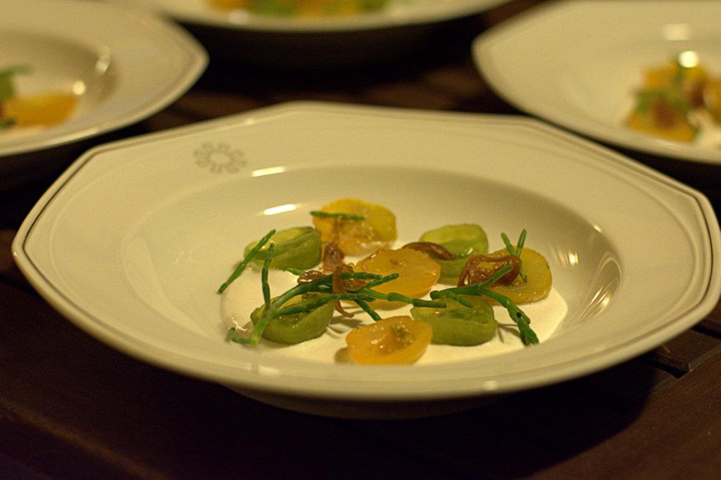 Il Capo, la vigna, il Gelato - Evento Slowfood - Foto 01