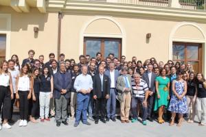 Università di Messina: inaugurati i rinnovati locali di Villa Amalia