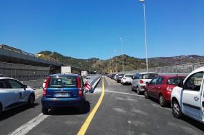 Messina. Da mercoledì chiuse le rampe d'accesso dello svincolo Giostra