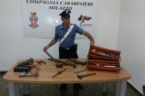 Giammoro: arrestati tre scassinatori per furto aggravato