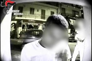 """Taormina. Operazione """"De Greci"""": i ladri incastrati dalle telecamere del bancomat – VIDEO"""