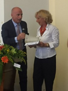 """Premiazione Onlus Franza-Matacena 2017 - Foto associazione """"Nati per la vita"""""""