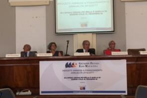 Bando Onlus Franza-Matacena: presentati i progetti sociali finanziati
