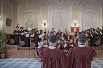 Scena iniziale - Spot Università di Messina 2017