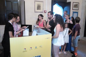 Mostra Van Gogh Multimedia Experience a Taormina: più di 2500 visitatori in pochi giorni