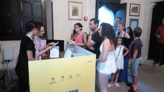 Foto visitatori - Mostra Van Gogh Multimedia Experience - Taormina