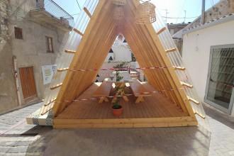 Foto struttura sotto sequestro - Favara FARM Cultural Park