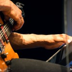 Assolo di Stanley Jordan - Serata conclusiva Castroreale Milazzo Jazz Fest 2017