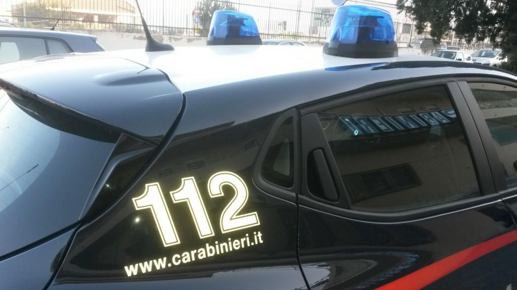 Possesso di Droga - Carabinieri