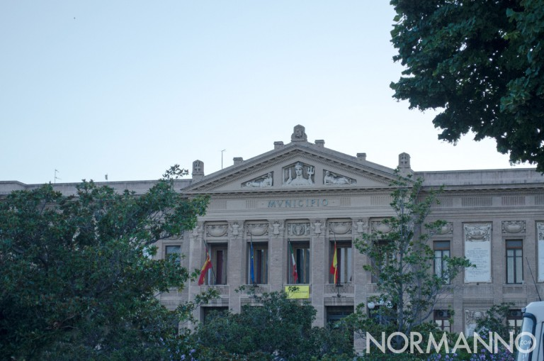Foto del Comune di Messina - Piazza Unione Europea - Normanno.com