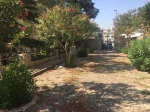 Foto del Giardino di Montalto riconsegnato a Messina