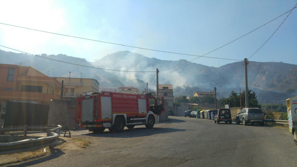 incendio zafferia