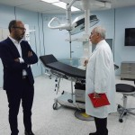 Foto 05 - conferenza stampa, onorevole Faraone - Centro Procreazione Medicalmente Assistita - Papardo, Messina