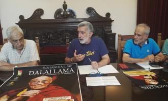 Conferenza Accorinti sul Dalai Lama