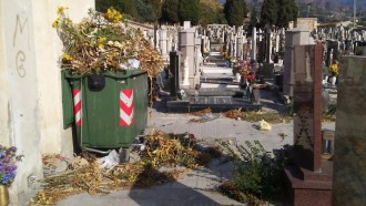 cimitero di santa margherita