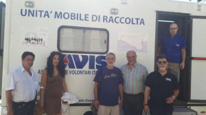 donazioni sangue avis municipio