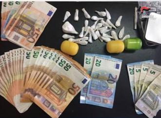detenzione di droga - arresto barcellona