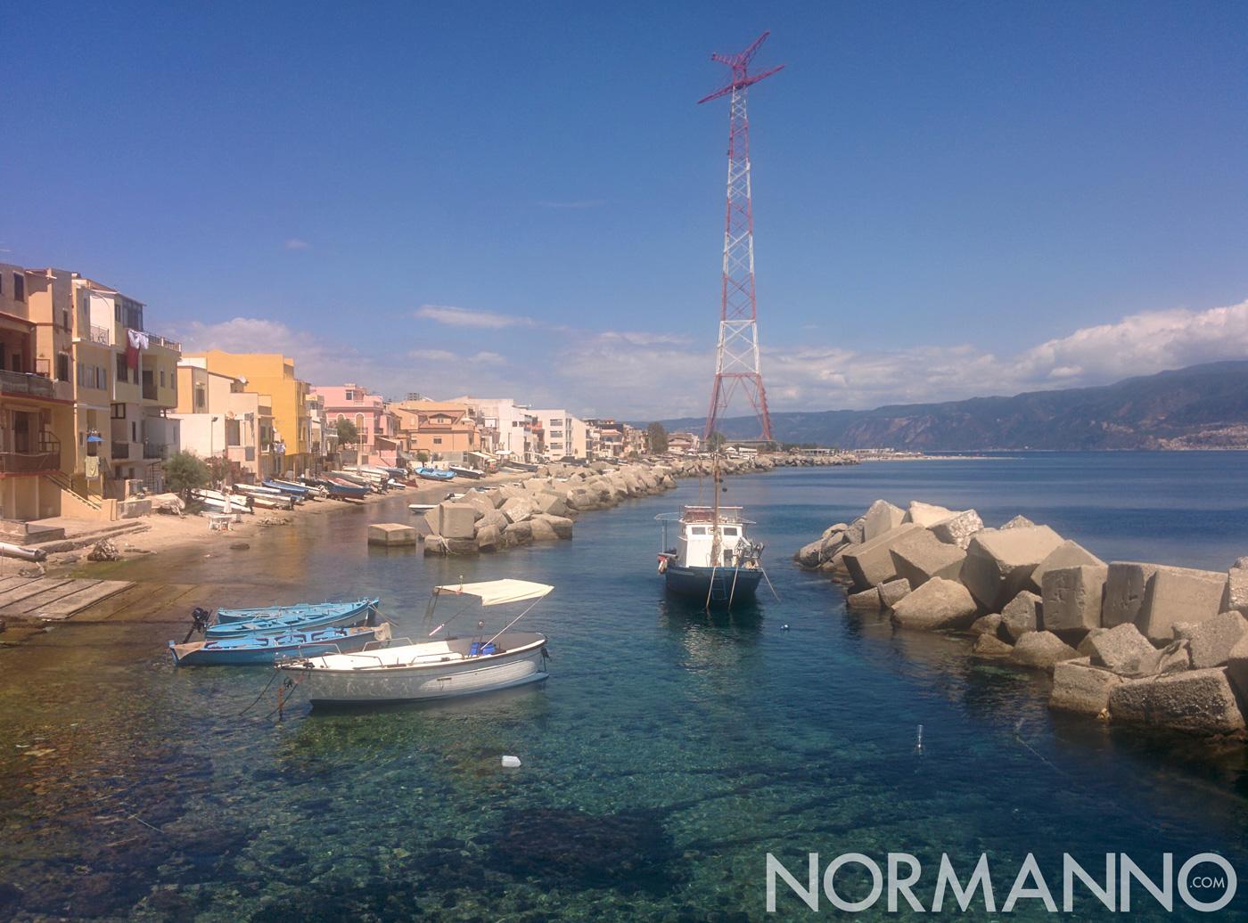 Bellavista mare e Pilone, Torre Faro - Messina