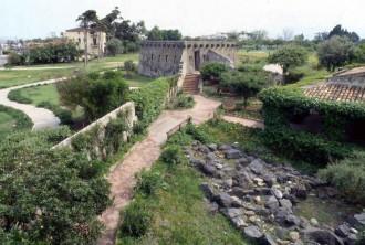 immagine del parco archeologico naxos