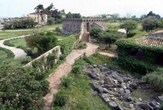 parco archeologico naxos