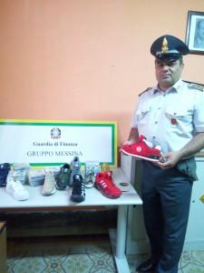 Guardia di finanza - sequestrati articoli contraffatti