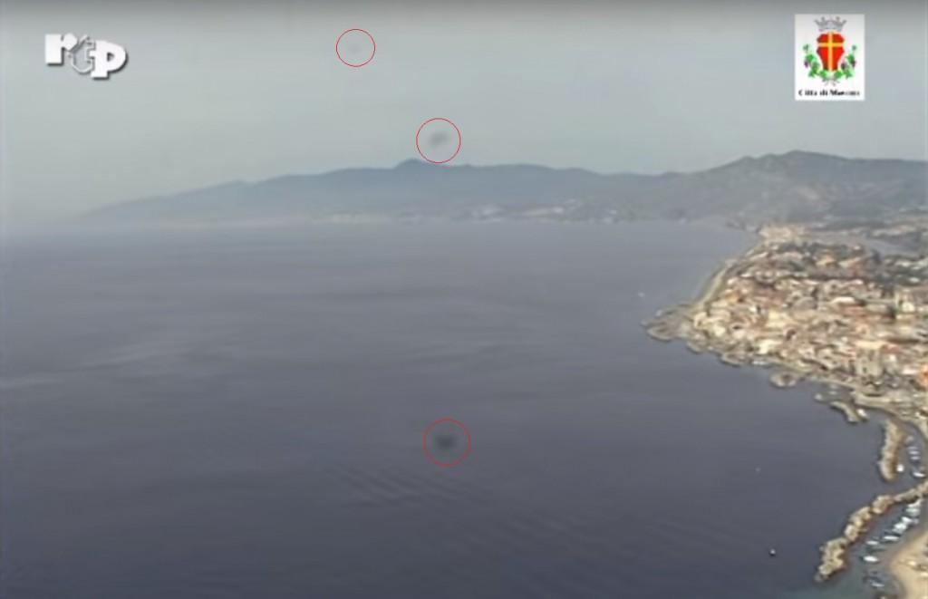 Fotogramma video promozionale Messina - RTP