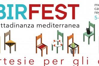 Locandina della quarta edizione del Sabir Fest - Messina