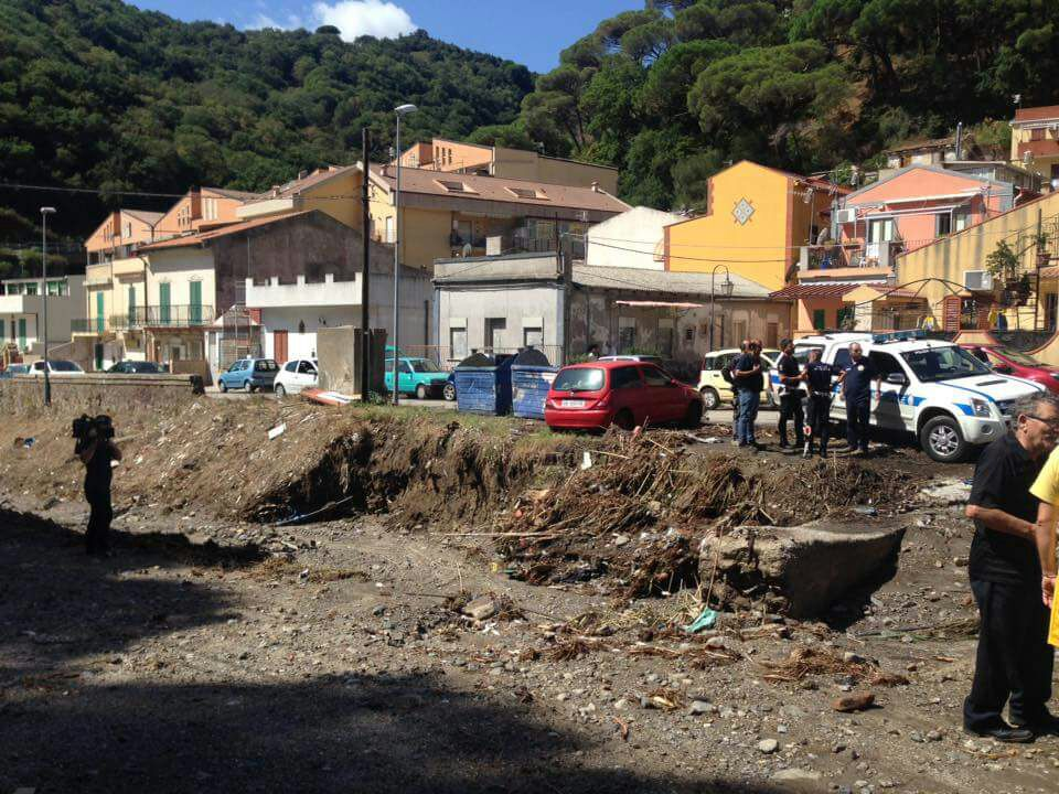 Foto del Torrente di San Michele - Messina