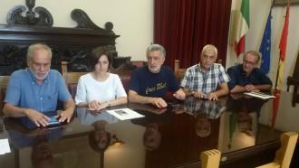 Renato Accorinti, Sebastiano Pino, Gaetano Cacciola, Nina Santisi, Sergio De Cola - Comune di Messina