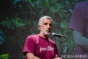 Renato Accorinti vola a Stoccolma per spiegare come le cittá possono cambiare il mondo