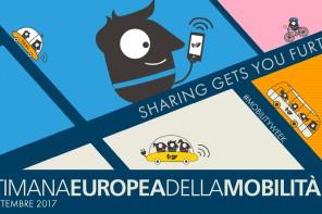 Locandina della Settimana Europea della Mobilità a Messina